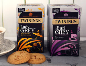 Twinings Earl Grey/Lady Grey - FREE UK P&P