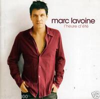 CD audio.../...MARC LAVOINE.../...L'HEURE D'ETE.....