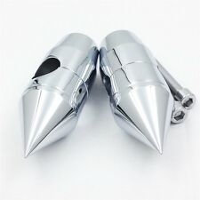 "1""inch Spike Risers for Yamaha V-Star 650 Classic Custom Silverado Road Star"
