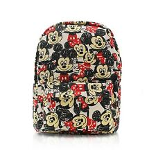 Finex Mickey Mouse Minnie Mouse Canvas Backpack with Laptop storage pocket Trip