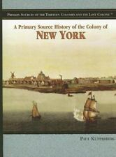 A Primary Source History of the Colony of New York (Primary Sources of the