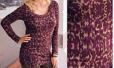 Individualisierte Langarm Damen-T-Shirts aus Viskose