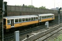 PHOTO  CLASS 143 LOCO NO 143020 AT EAGLESCLIFFE JUNCTION 1988