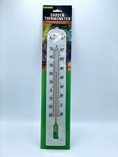 Garden Depot Jumbo Thermometer Patio Garden Outdoor Accessories 16� 120 Degrees!