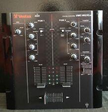 Vestax DJ Mixer VMC 002XLu Professional Mixing Controller Scratch DJ USB
