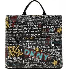 BLACK MINI Perspex Transparent Slogan jelly graffiti bag same as Monaveen City