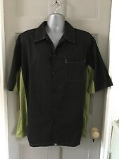 More details for chef works xl unisex cool vent short sleeve shirt universal contrast  nwt