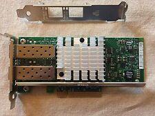 Retail Intel X520-DA2 10Gb 10Gbe 10 Gigabit Network Adapter NIC Dual E10G42BTDA
