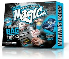 Marvins Magic Mind Blowing Magic The Amazing Bag Of Tricks With DVD Tutorial