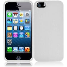 Iphone 5 Cover/Case- New In Packaging- WHITE- Hard Case For Iphone 5