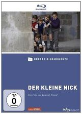 DER KLEINE NICK (Maxime Godart, Kad Merad) Blu-ray Disc NEU