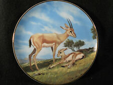 The Slender- Horned Gazelle,Last of their Kind:Endangered Series,Will Nelson,Coa