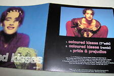 MARTIKA-COLOURED KISSES 3 TRKS MINT AUSTRIA CD