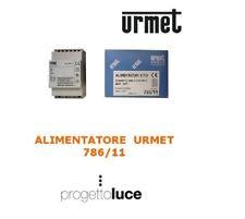 URMET 786/11 Alimentatore Citofonico Domus 28VA 230V 786 11 4+N fili RICAMBIO