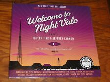 WELCOME TO NIGHT VALE Colored Vinyl Lp Limited Edition + MP3 Fink Cranor