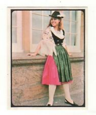 Grain products NZ Card. National Costume of Bavaria