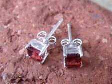 Gioielli di lusso rosso in argento sterling