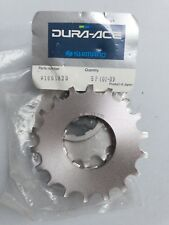 NEW NOS Shimano  Dura Ace freewheel index  7-8s 18 t cog sprocket  parts#1061820
