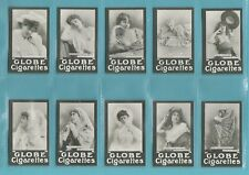 More details for actresses - nostalgia repros  (of globe) - 50 sets of 25  -  actresses - french