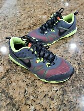 Nike Dual Fusion Trail Men's Athletic Running Walking Shoes 652867-006 Gray 6.5