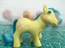 My Little Pony G1 Tootsie Earth Pony Vintage Toy Hasbro 1984 Collectibles MLP B