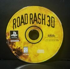 Road Rash 3D (Sony PlayStation 1, 1998) PS1 Disc Only