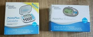 Weight Watchers WW Points Plus Calculator And Pedometer Preowned