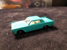 """Vintage Lesney England Matchbox No. 31 Green Lincoln Continental 2-3/4"""""""