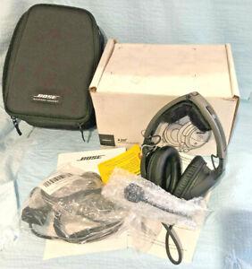 Bose A20 Aviation Headset 324843-W030 Un-Used Surplus