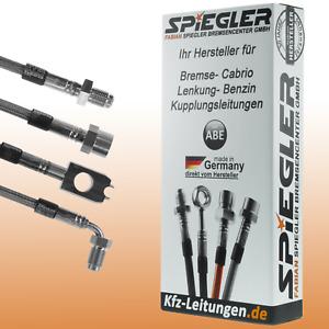 Stahlflex Bremsleitung Mazda B-Serie Pritsche/Fahrgestell UF 2.2i