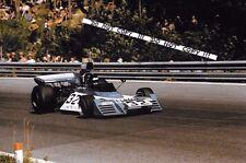 9x6 Photographs, Helmuth Koinigg , Finotto Brabham BT42  Austrian GP 1974