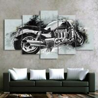 ROYAL CHOPPER AC388 BIKE POSTER Photo Picture Poster Print Art A0 to A4