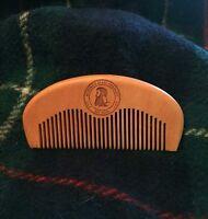McKenzie Beard Company - Wooden Beard Comb