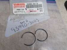 NOS OEM Yamaha Rear Shocks Outer Circlip 1983-14 IT250 YTZ250 YFM350 93440-30113