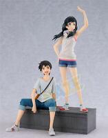Weathering With You Morishima Hodaka Amano Hina PVC Figure Model In Box Present