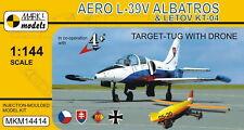 1/144 Cold War Trainer : Aero L-39V Albatros + KT-04 [4 Options] : MARK1