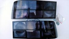 PORSCHE 924 944 CARRERA GT TURBO CABRIO SMOKED BLACK TAILLIGHTS LIGHTS