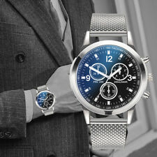 Luxury Mens Watch Fashion Business Quartz Dial Casual Boy Bracelet Wrist Watches