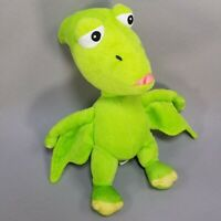 "2017 Jim Henson's Dinosaur Train DON 9"" Stuffed Plush Dinosaur Pterodactyl Toy"