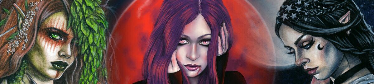 ElvenstarArt - Art By Rebecca Sinz