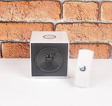 Siemens Cubist Portable Door Bell Chime Kit MP3 Wireless DCWF26 RRP: £49.98