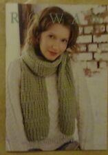 Rowan Softest Merino Wool 7 desins in Englisch und Deutsch Strickanleitungen