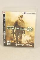 COD Call of Duty Modern Warfare 2 MW2 (Sony PlayStation 3, 2009) PS3 Complete