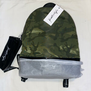 Kendall & Kylie Camo Rucksack With Pencil Case