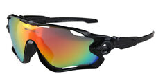 Sunglasses JAWBREAKER Polarized Matte Black/Prizm Road Iridrum