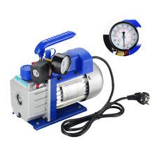 Vakuumpumpe Unterdruckpumpe mit Messuhr Vakuummeter Klimaanlagen Kompressorpumpe