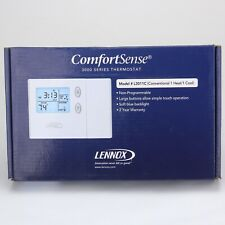 LENNOX 51M32 Non-Programmable Termostat Model L3011C Conventional 1 Heat 1 Cool