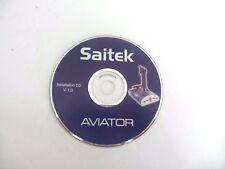 Saitek Aviator Installation CD V 1.0 *DISC ONLY* Usually ships in 12 hours!!!