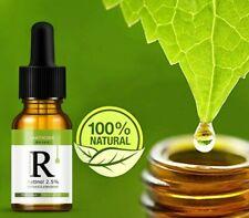 PURE RETINOL VITAMIN A 2.5% + HYALURONIC ACID and RETINOL WRINKLE CREAM * SERUM