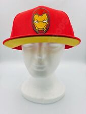 **NEW** IRON MAN RED CAP [MARVEL CAPTAIN  AMERICA: CIVIL WAR]